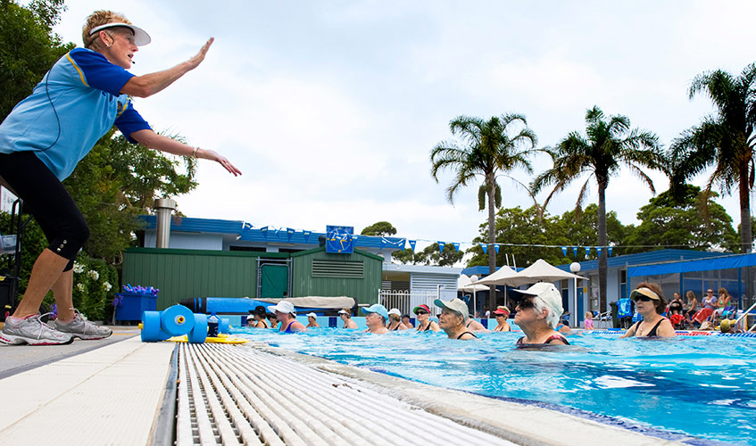 Caringbah Leisure Centre Sutherland Leisure Centres