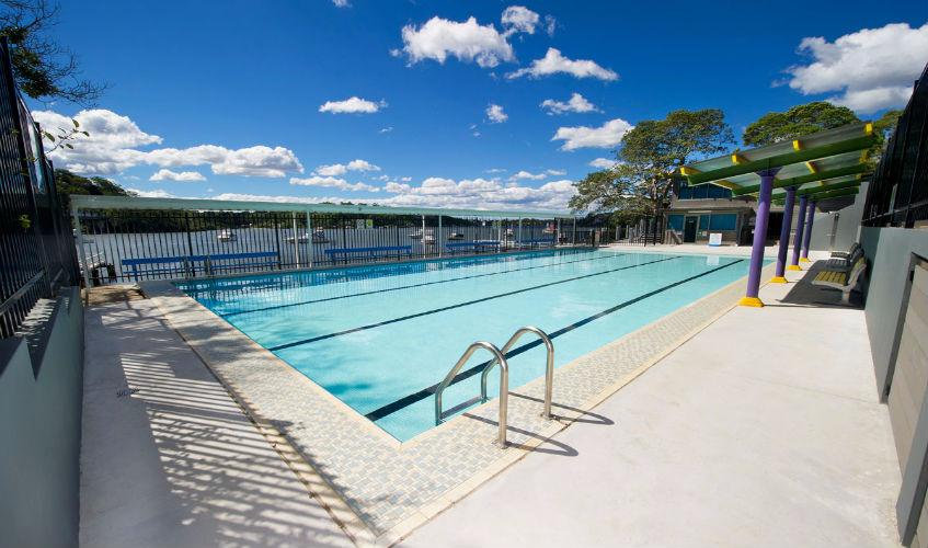 Como Swimming Complex Sutherland Leisure Centres
