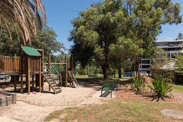 Glencoe Street Reserve, Sutherland - Sutherland Shire Council