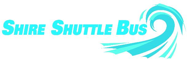 2017 Shire Shuttle Bus logo