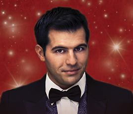 Mark Vincent - Songs of Christmas - Sutherland Entertainment