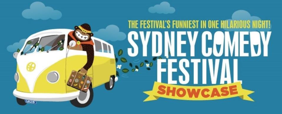 2017 Sydney comedy festival showcase