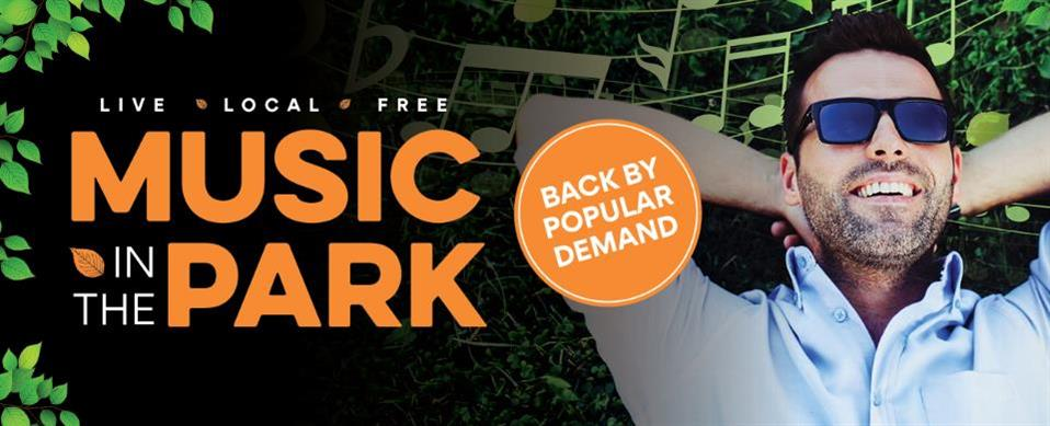 2018 Music in Park Web slider