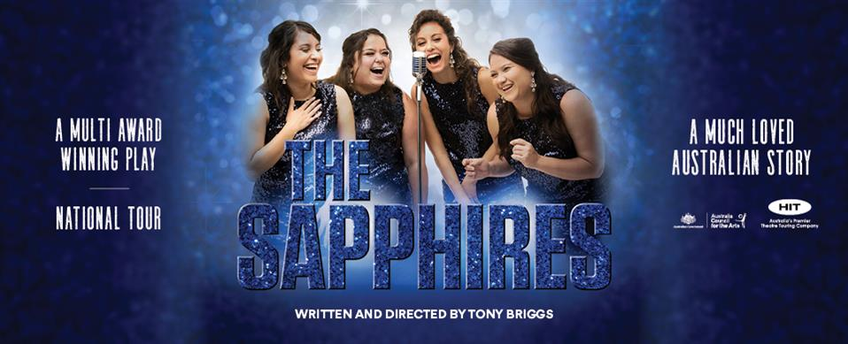 2019 the Sapphires