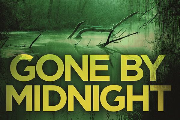 Book title 'Gone by Midnight'
