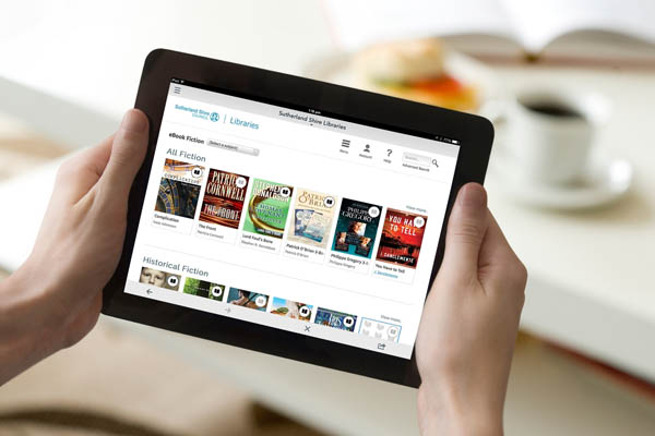 Overdrive Audiobooks and eBooks - Sutherland Shire Council Libraries