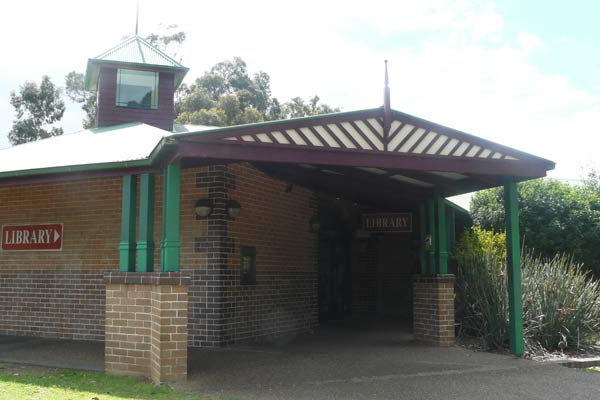 Exterior view of Menai Library