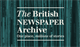 British Newspaper Archive logo