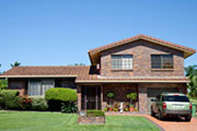 houses and small complexes