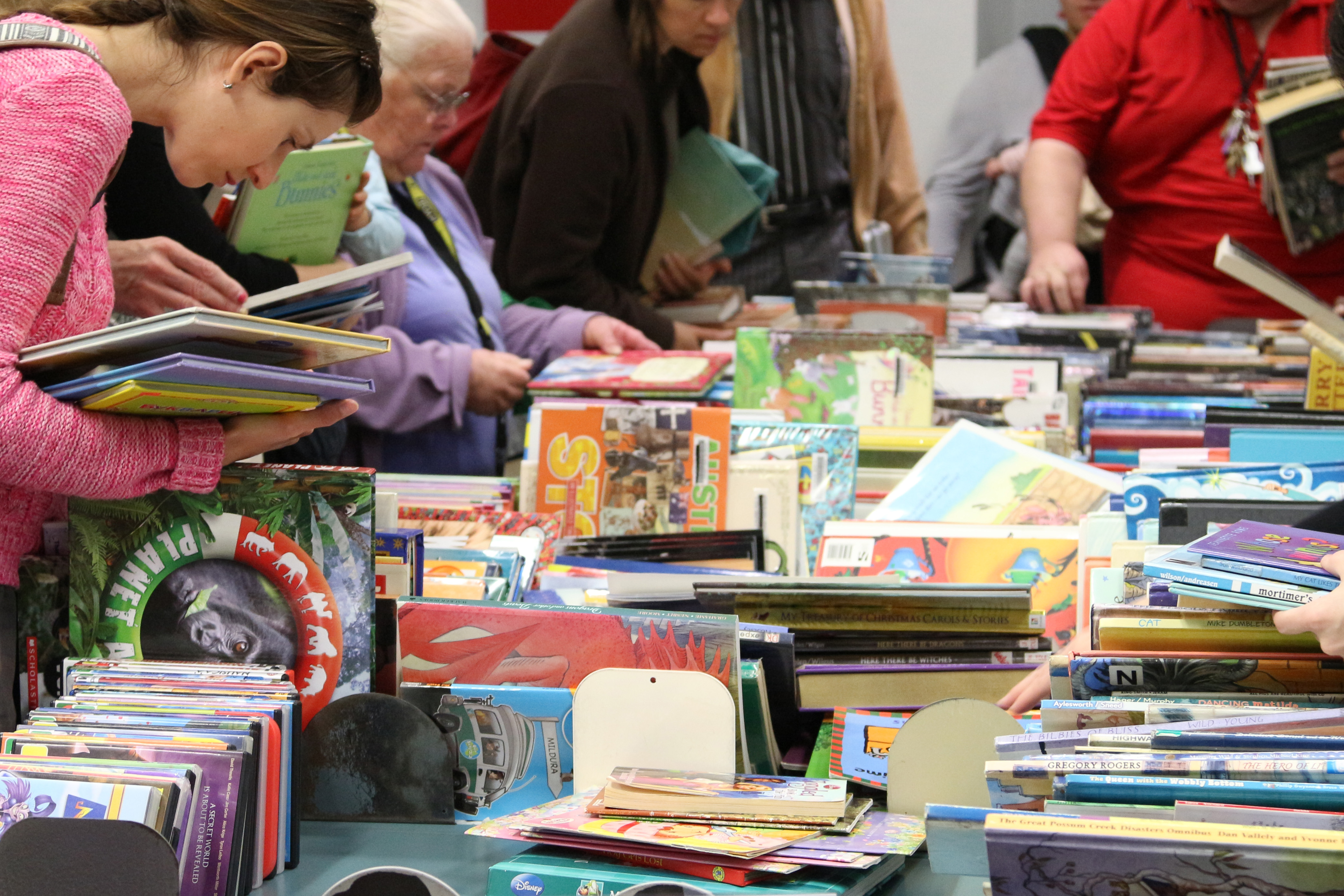 The Annual Liry Book Sale Is On Again! - Sutherland Shire Council on