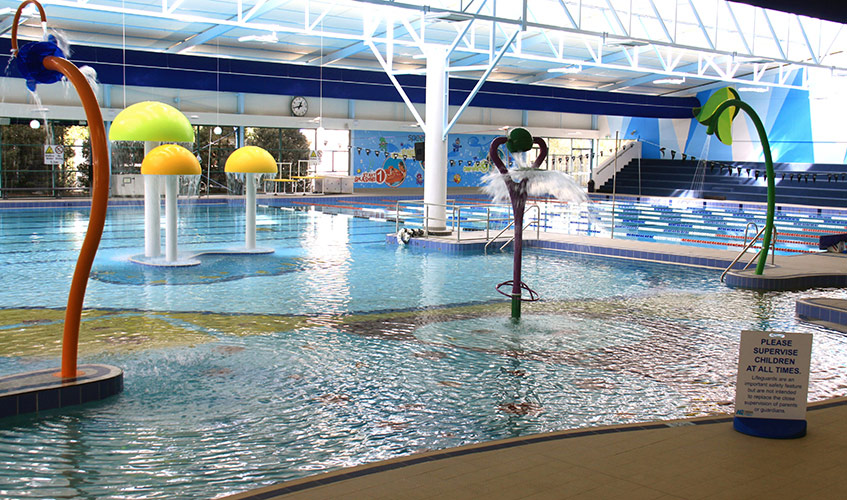Sutherland leisure centre sutherland leisure centres - Opening a swimming pool after winter ...