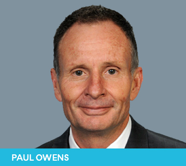 Paul Owens 2019 Sutherland Shire Citizen of the Year Nominee