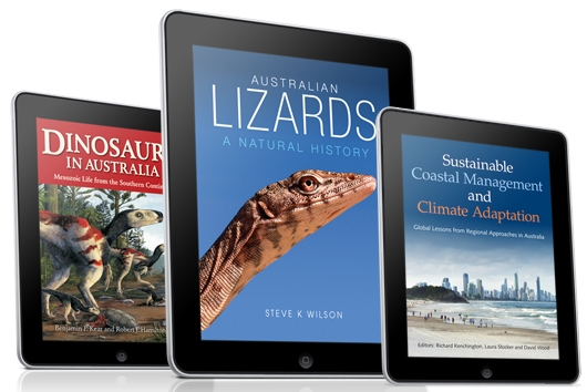CSIRO ebooks on iPads